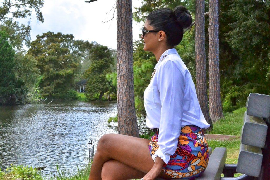 New Orleans nanette lepore shorts
