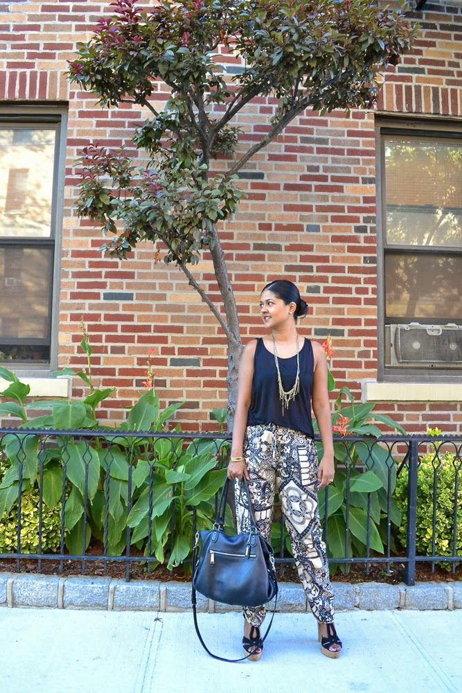 JustFab shoes cole haan devin tote