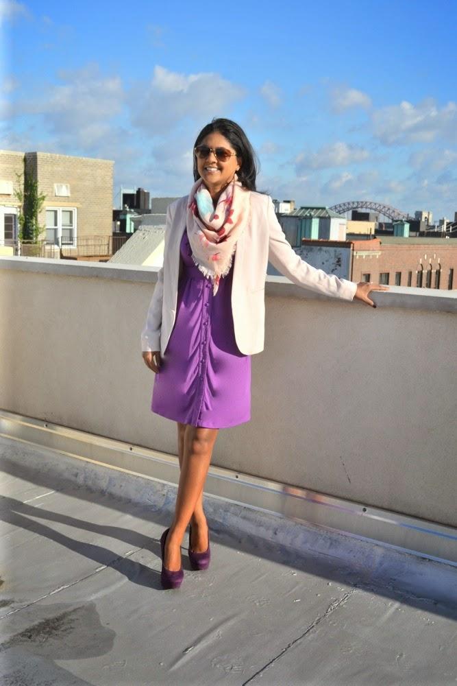 Payless heels TJ maxx H&M blazer