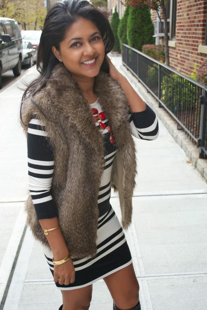 faux fur vest bb dakota fur vest faux fur