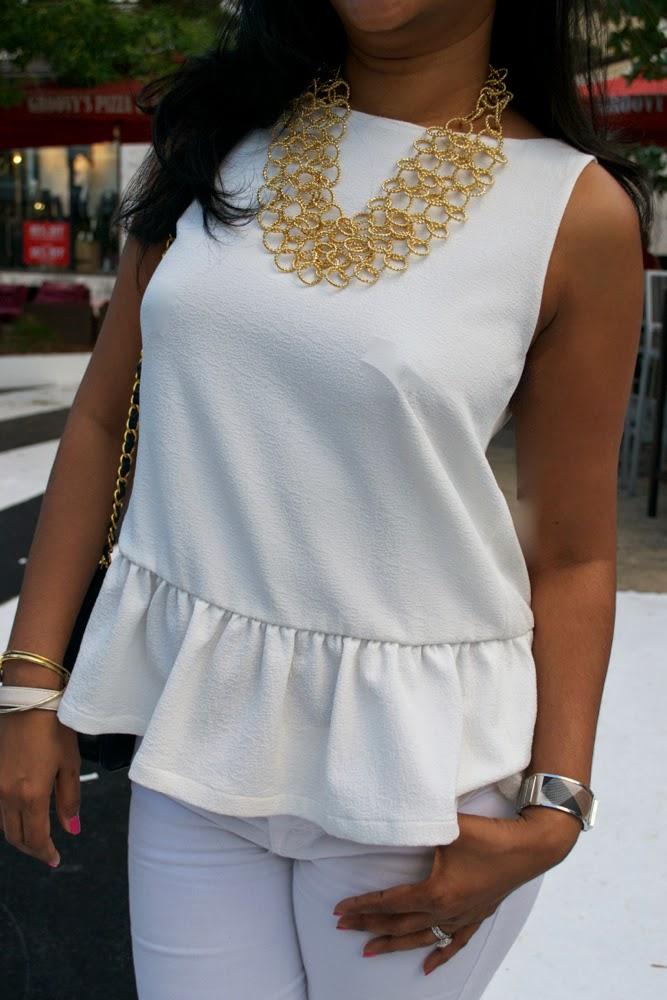 amrita singh gold necklace bib necklace
