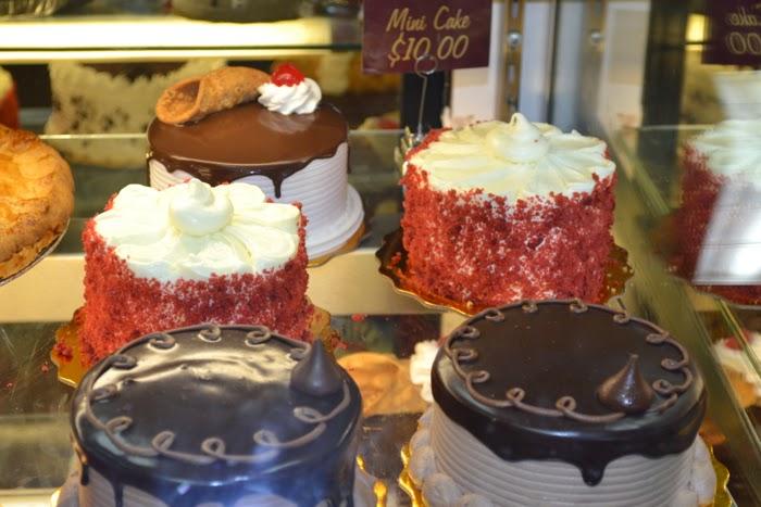 Astoria cafe bakery red velvet cakes cupcakes