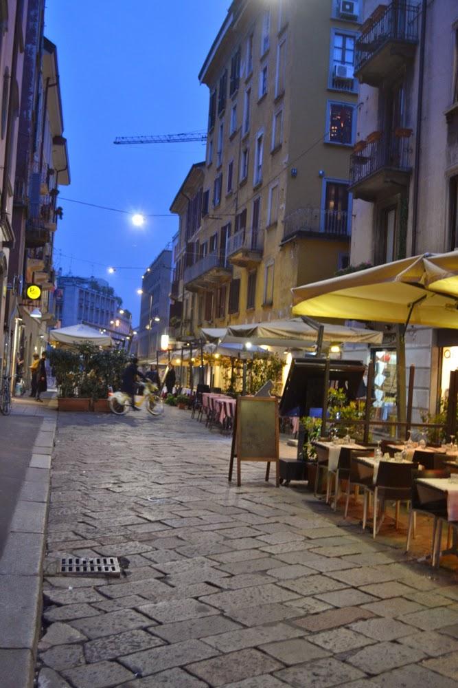 Milano Brera District Milan