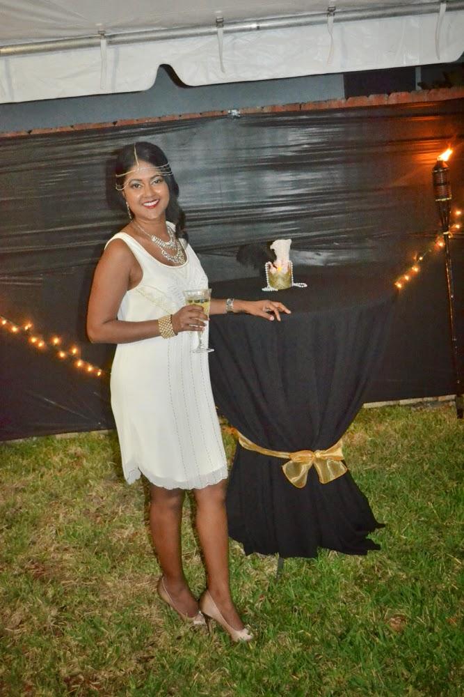 great gatsby party dress white beaded dress