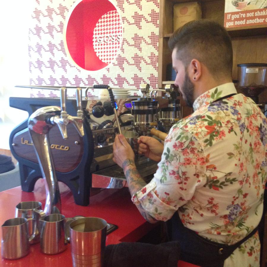 Gossip Coffee Astoria