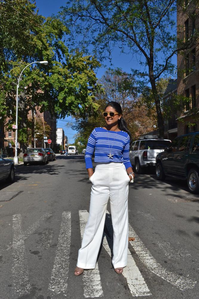 New York in Fall