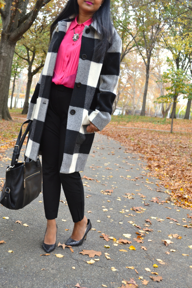 Fall Coat Plaid fall coats in new york