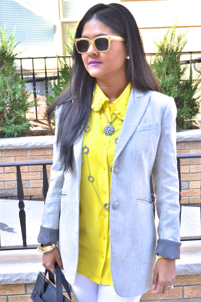Warby parker shades Astoria in Heels