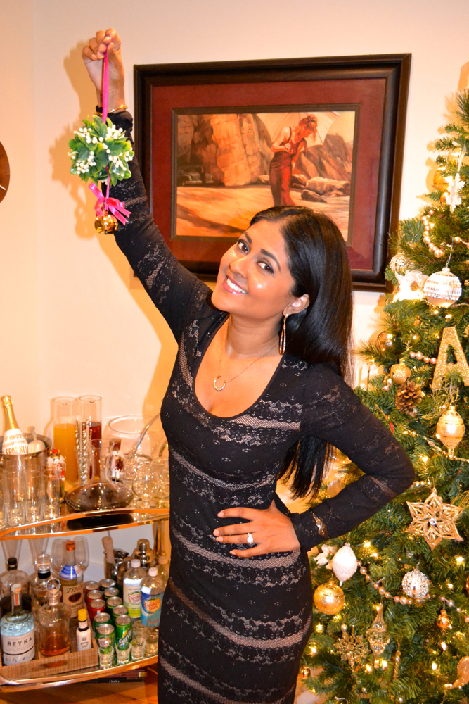 christmas party dress astoria in heels