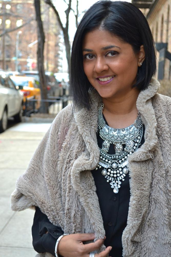 MIrina statement necklace