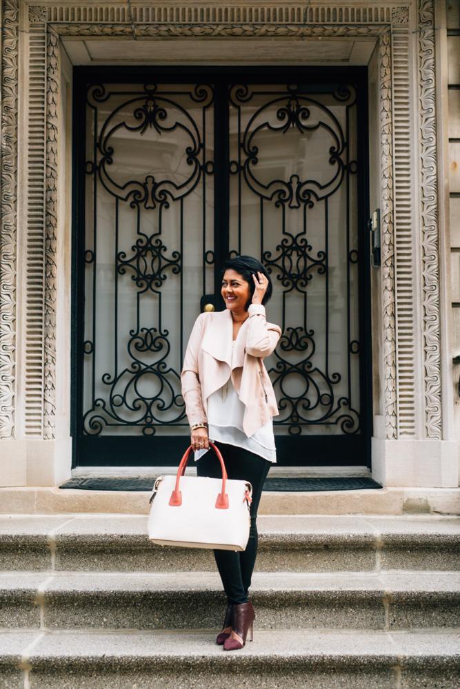 Angela Roi Handbags Astoria In Heels