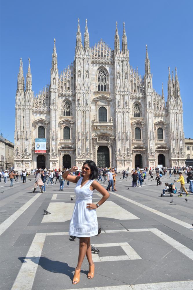 Milan Italy vacation