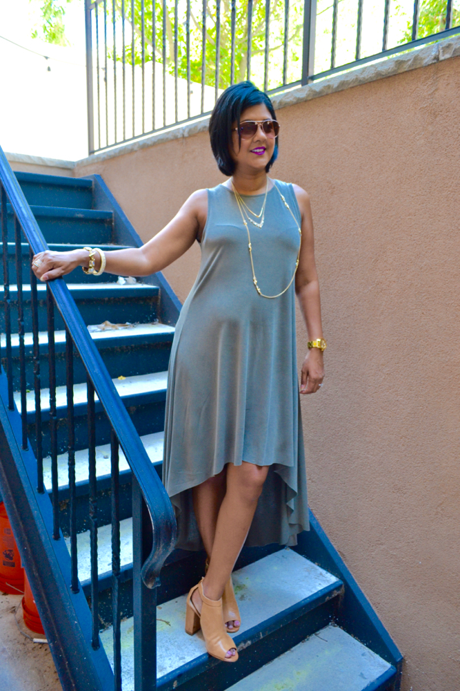 Mango dress maternity style pregnant and fit