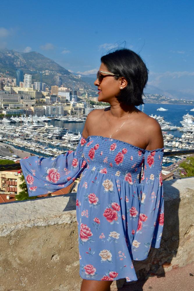 Monaco vacation