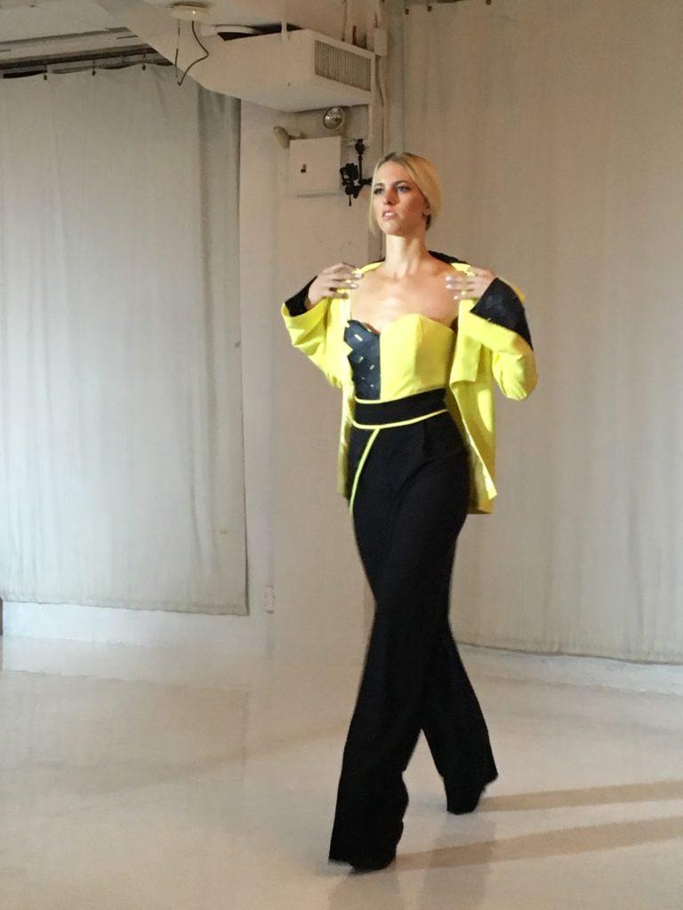 Marina Micanovic New York Fashion week