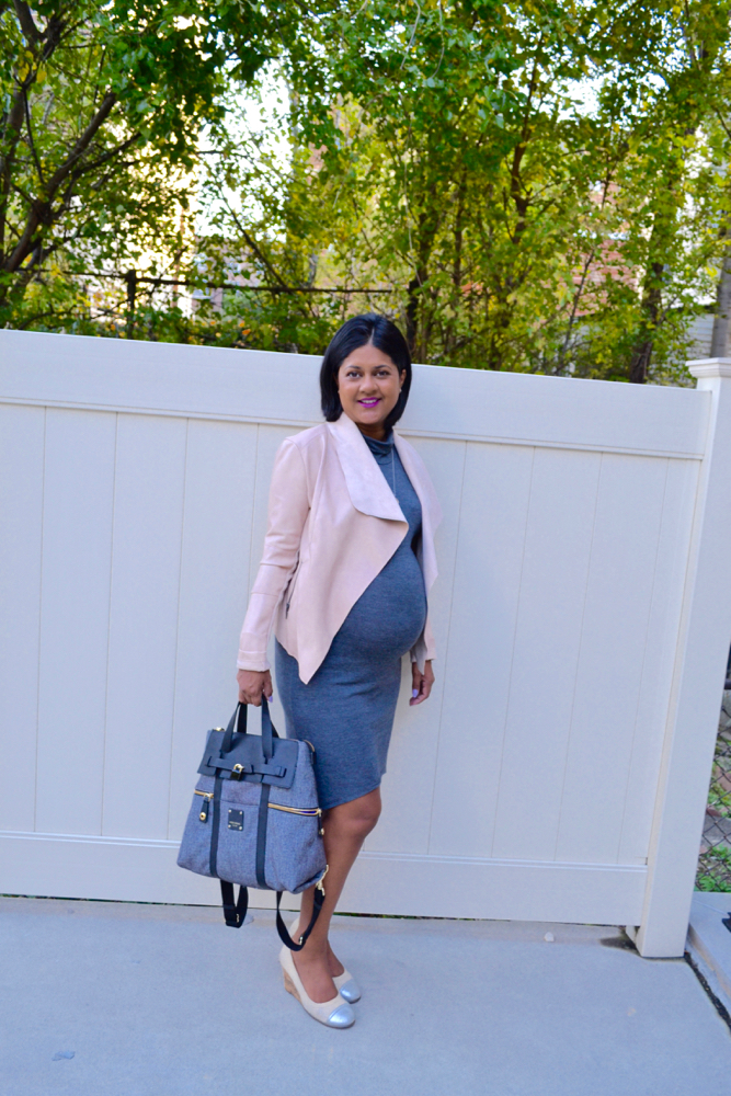 Pregnancy fashion maternity style