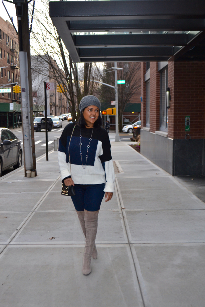 what to wear in NY in the winter
