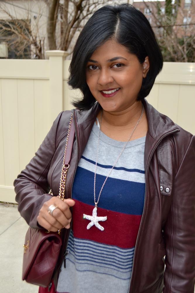 Amrita Singh jewelry starfish