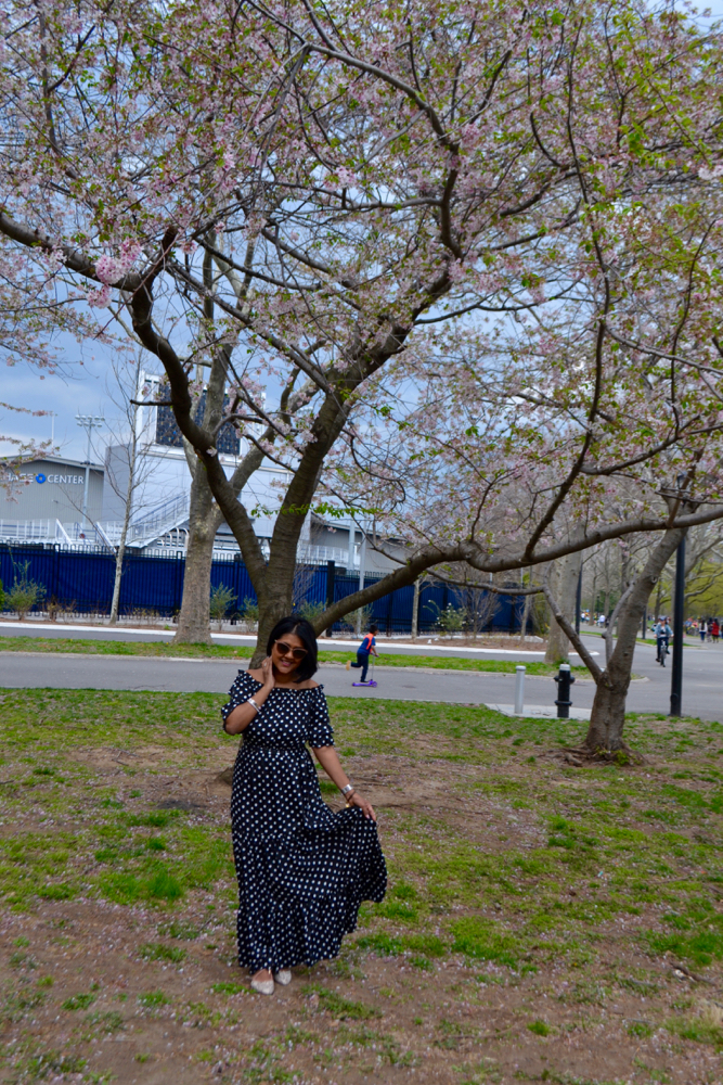 maxi dresses for spring, off the shoulder maxi dress