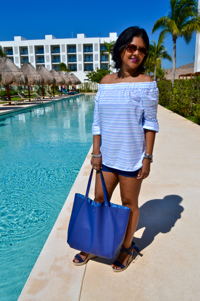 family Vacation in Finest Playa mujeres in Cancun Mexico