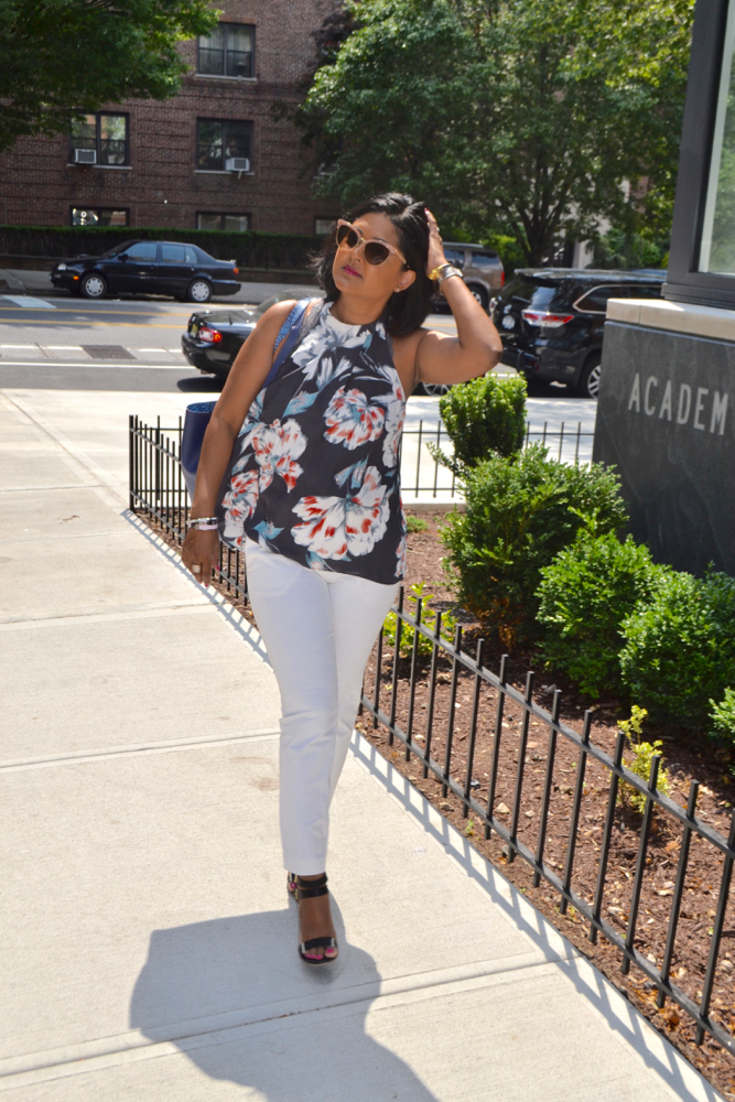 What to wear in the summer in New York