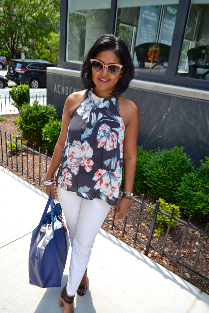 summer outfits in New York