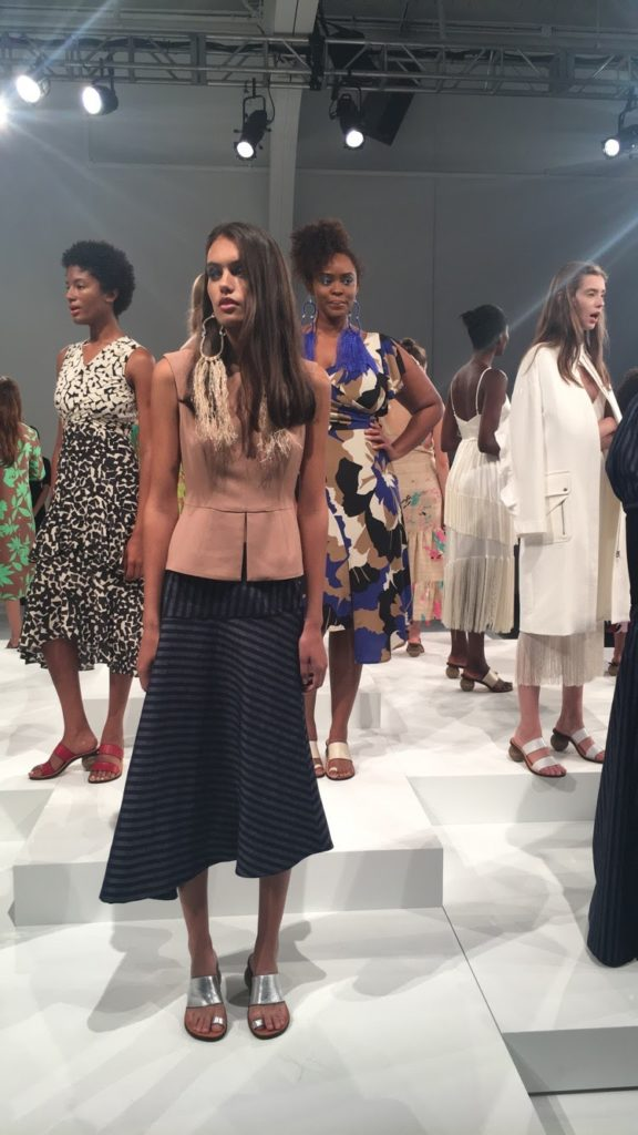 Tracy Reese Spring 2018 Collection New York Fashion Week