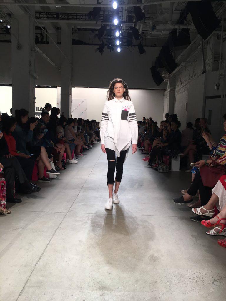 Jia Liu Spring 2018 Fashion Show NYFW