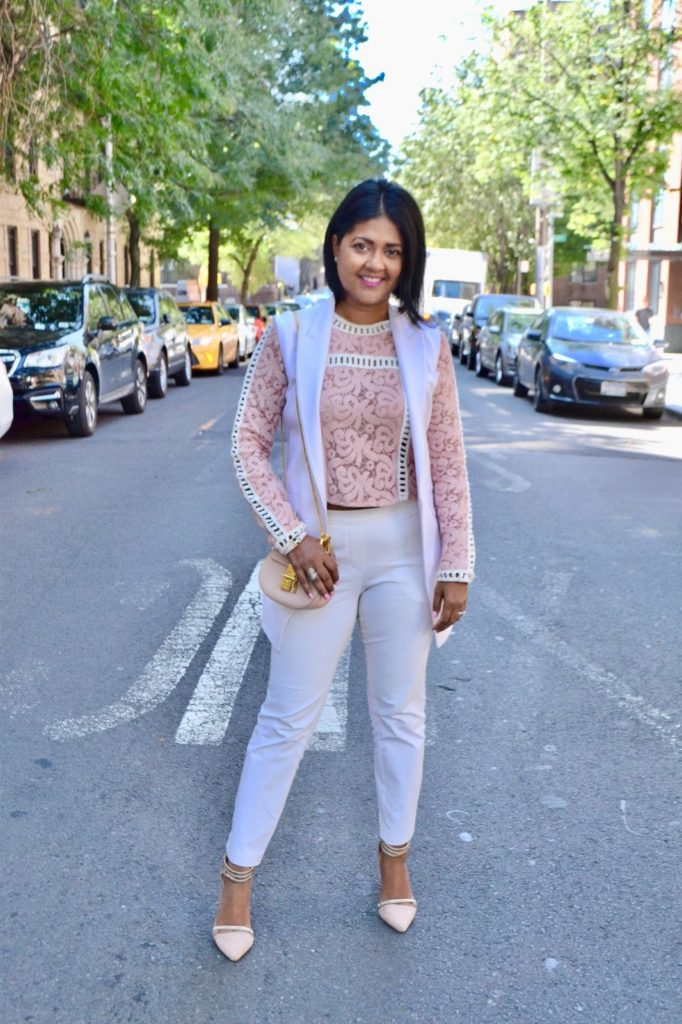 NYFW Fall what to wear to fashion week