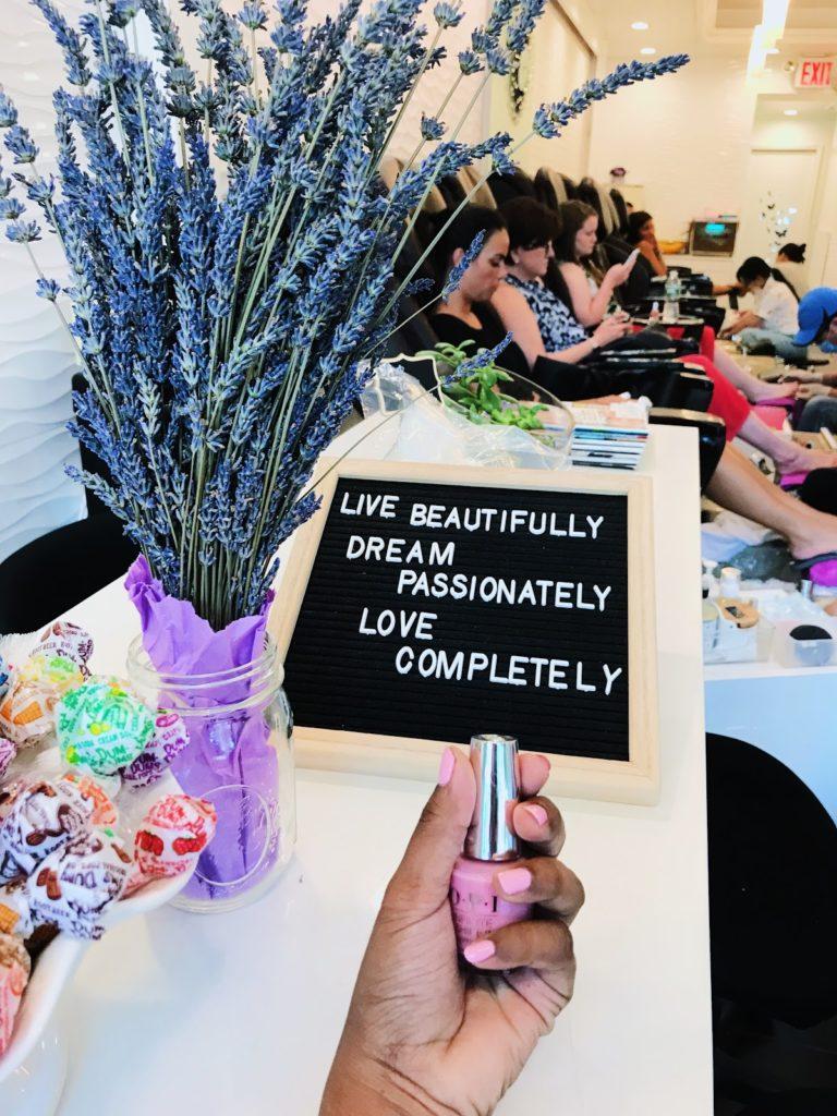 Nail salon in Astoria New York, manicure in Astoria