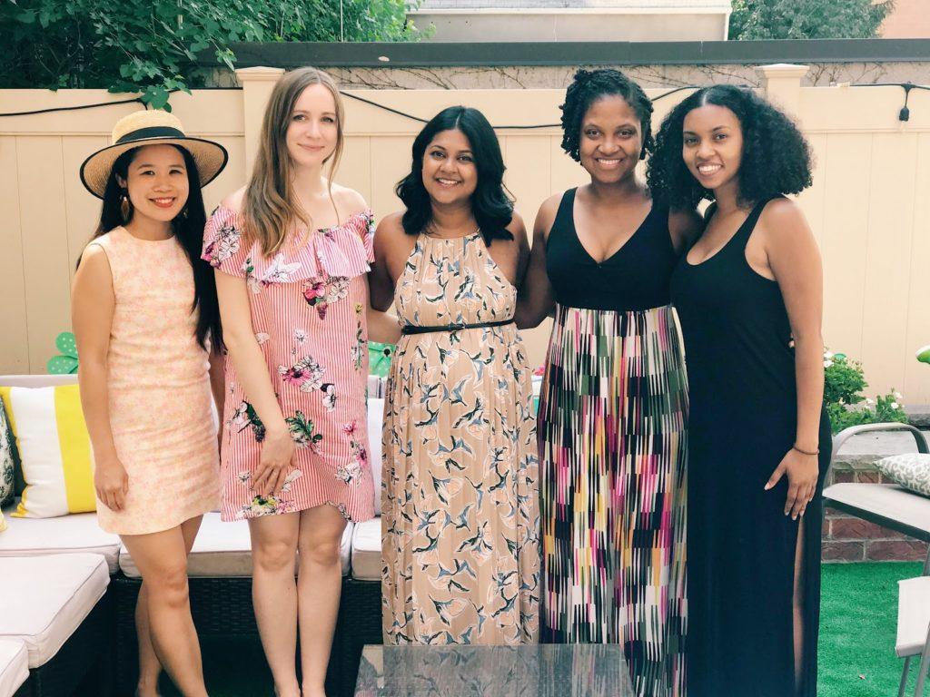 Bossbabes networking brunch, working women, networking brunch in Astoria